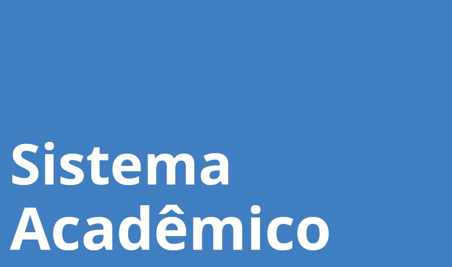 Sistema Acadêmico